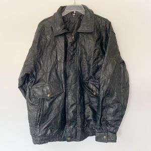 Other - ★ AUTHENTIC GENUINE LEATHER QUALITY & HEAVY JACKET